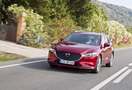 Test drive cu noua Mazda6, un facelift cu un interior complet nou