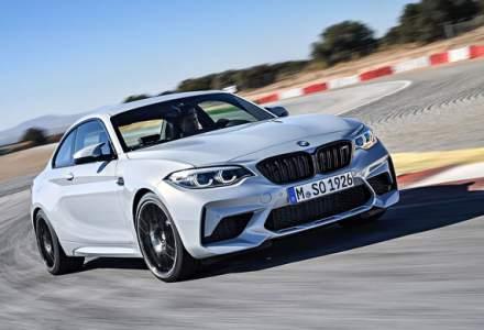 BMW M2 Competition este disponibil in Romania: start de la 66.000 de euro