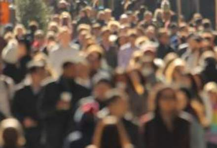 Eurostat: Romania, tara cu cea mai mare crestere a numarului de angajati in sectorul guvernamental