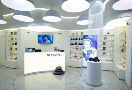 Farmec deschide un nou magazin Gerovital in Cluj-Napoca si ajunge la o retea nationala de 15 unitati