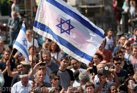 Ambasada Israelului din Bucuresti taxeaza afirmatiile lui Petre Daea
