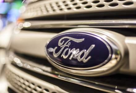 Ford isi schimba strategia din Europa si se concentreaza pe SUV-uri si vehicule comerciale