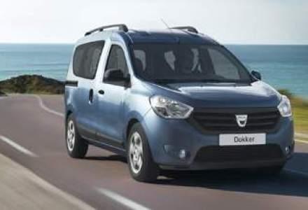 Dacia Dokker, mai ieftin cu 1.300 euro decat Lodgy