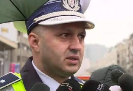 UPDATE: Mesaj iresponsabil al purtatorului de cuvant al Politiei Romane