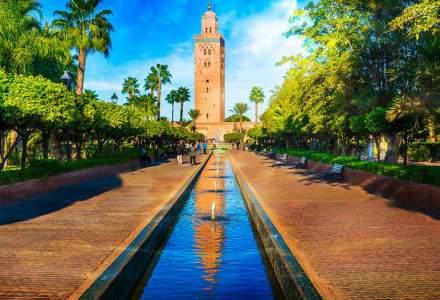 Blue Air si Lidl Tour lanseaza zboruri directe Bucuresti - Marrakech