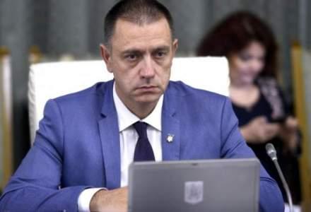 Inca o gafa a Guvernului Dancila. Ministrul Apararii: Romania are in baza militara de la Deveselu rachete balistice