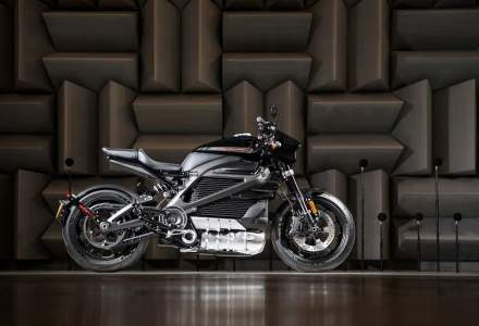 Harley-Davidson incepe productia de biciclete si motociclete electrice