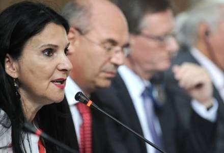 Ministrul Sanatatii, Sorina Pintea, a prezentat astazi bilantul activitatii in primele 6 luni de mandat