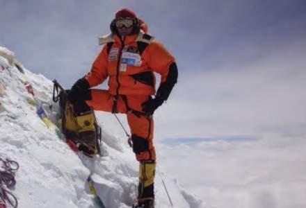Horia Colibasanu: Muntele e o calatorie mai mult spirituala decat geografica
