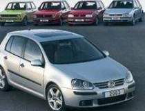 VW Golf, lider la vanzari in...