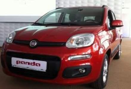AutoItalia a lansat cea de-a treia generatie a modelului Fiat Panda