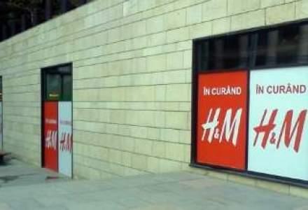 H&M si-a crescut de aproape 3 ori vanzarile in Romania, in S1