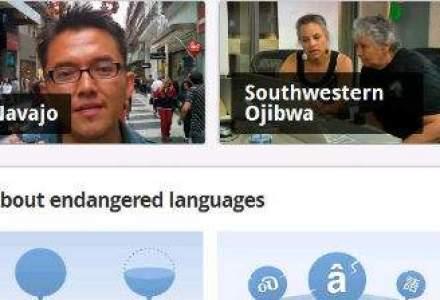 Google incearca sa conserve mai mult de 3.000 de limbi si dialecte ce vor disparea complet