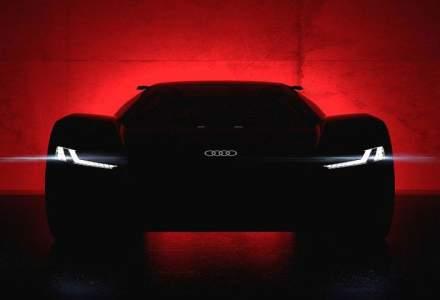 Noul concept Audi PB-18 E-Tron spera sa impresioneze pe entuziastii de la Pebble Beach