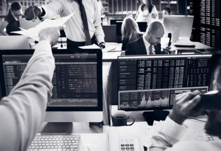 Actiunile Romgaz, Banca Transilvania si BRD, in topul tranzactiilor pe segmentul principal al BVB in luna iulie