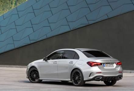 Mercedes-Benz va lansa noul model Clasa A sedan la sfarsitul anului