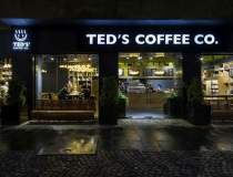 (P) TED'S COFFEE CO. deschide...