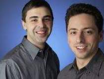 Fondatorii Google, in primele...