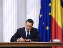 Ponta: La sedintele de guvern...