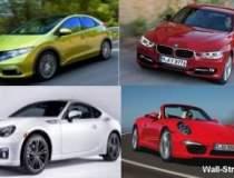 Top 10 marci auto cu cele mai...