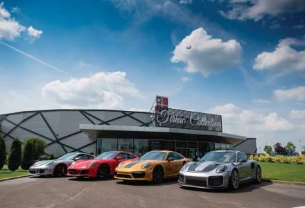 Galeria Tiriac Collection a primit patru noi exemplare Porsche 911