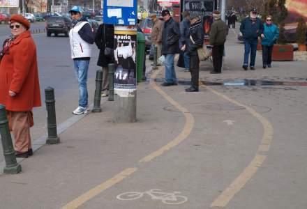Alte fabulatii? Piste de biciclete conectate cu tarile europene