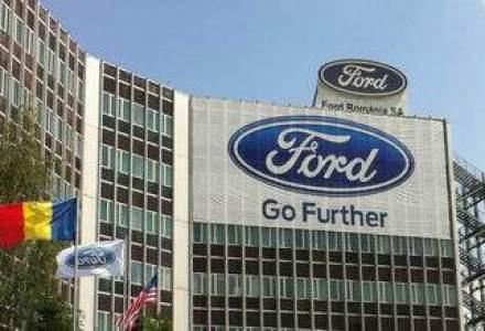 Ford a demarat productia de serie la Craiova. Urmeaza noi angajari si un propulsor de 1,5 litri