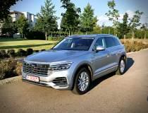 Test drive cu noul Volkswagen...
