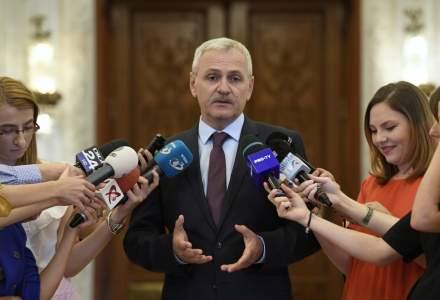 Liviu Dragnea: E inacceptabil ca, in fata Guvernului, grupuri organizate sprijinite de Opozitie si presedinte sa atace ordinea constitutionala