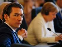 Cancelarul Austriei condamna...