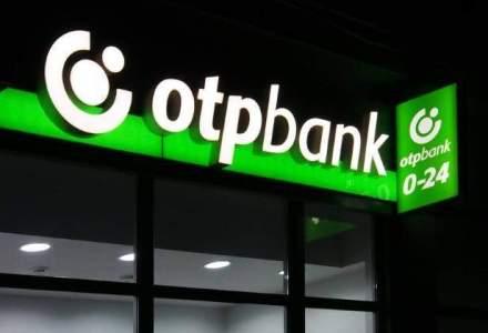 OTP Bank anunta un profit semestrial de aproape 20 milioane lei, dar rezultatul operational scade puternic
