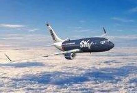 SkyEurope va opera doua zboruri zilnice pe ruta Bucuresti-Viena