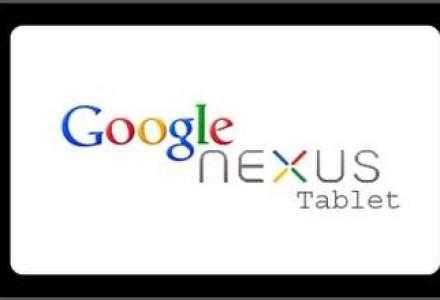 Nexus Tablet, pariul celor de la Google pe piata tabletelor. Cat va costa?