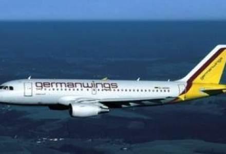 Germanwings inregistreaza o crestere a numarului de pasageri pe aeroportul din Koln