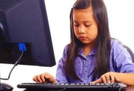 Studiu: Doar 5% dintre parinti sunt ingrijorati in privinta site-urilor vizitate de copiii lor