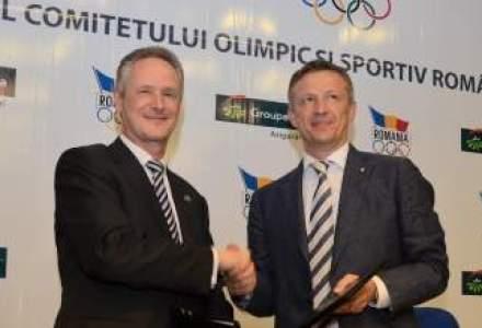 Groupama asigura echipa care va reprezenta Romania la Jocurile Olimpice de la Londra