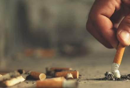 Contrabanda cu tigari, crestere abrupta in iulie: 18,2% din totalul consumului