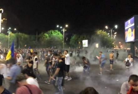 Parchetul General: 291 de plangeri in cazul protestului din 10 august, inregistrate pana duminica