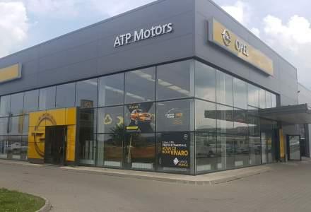 Opel a inaugurat un nou dealer in Cluj