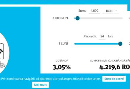 Idea::Bank lanseaza Idea::WebDepo, o platforma de economisire online cu dobanzi la depozite peste media pietei