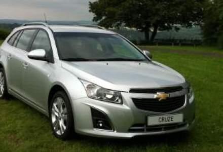Test cu Chevrolet Cruze station wagon, versatil si confortabil