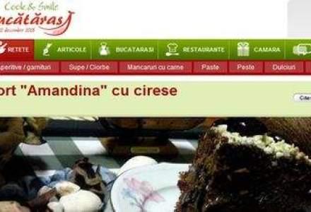 InternetCorp este reprezentant exclusiv al Bucataras.ro in privinta vanzarilor de publicitate