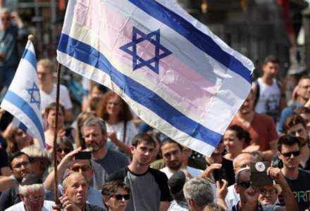 """Reactia ambasadei Israelului la Bucuresti dupa declaratiile """"scandaloase"""" ale deputatului Bacalbasa"""