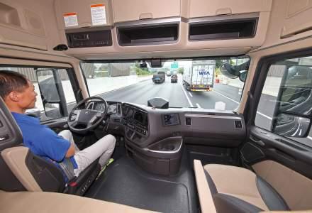 Hyundai a testat un camion autonom in Coreea de Sud