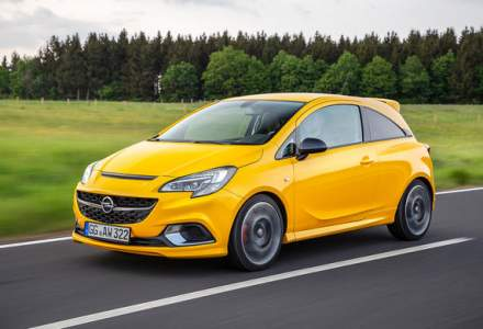 Opel Corsa GSi poate fi comandat si in Romania: start de la 16.650 de euro