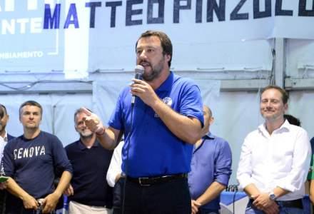 Ministrul de Interne din Italia, anchetat pentru sechestrare de imigranti