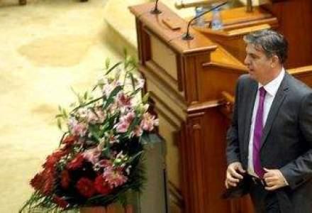 Valeriu Zgonea, noul presedinte al Camerei Deputatilor