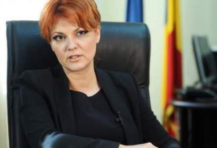 """Lia Olguta Vasilescu, reclamata la CNCD pentru afirmatiile despre """"gazare"""""""