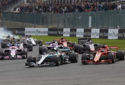 """Hamilton afirma ca Ferrari este ajutata de unele """"trucuri"""": """"Au avut un ritm mai bun in Belgia"""""""