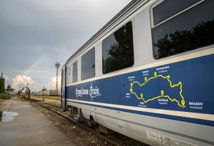 Transilvania Train, la a doua editie: Peste 100 de turisti au explorat cultura si istoria Transilvaniei